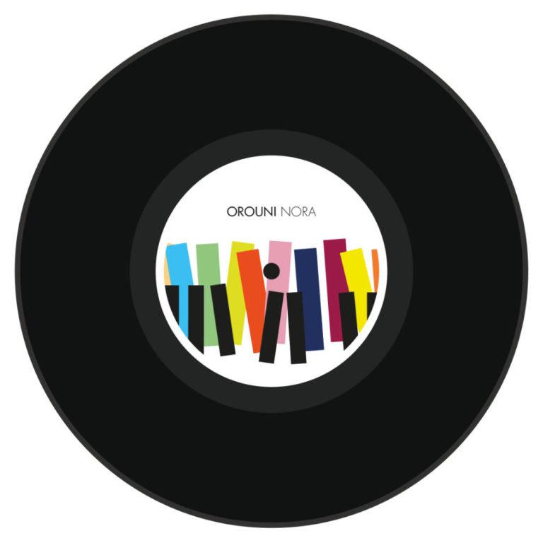OROUNI_Allora_45Tours_Nora